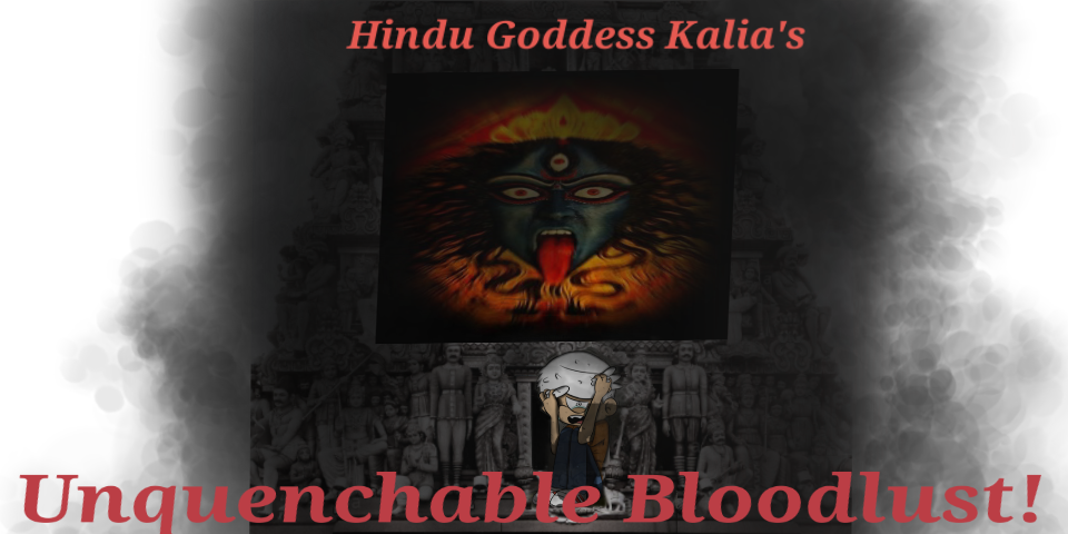 Hindu Goddess Kali's Unquenchable Bloodlust | The Loud House
