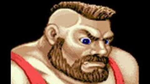 Zangief Theme (Remix)