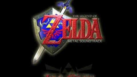 Metal Zelda - Hyrule Overworld Theme