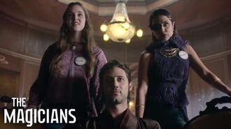 THE MAGICIANS Season 3, Episode 12 Democratic Magic SYFY