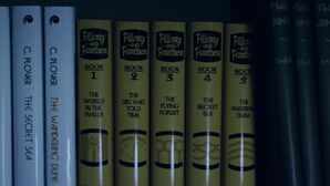 Fillory and Further books