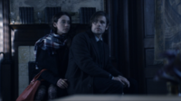 Eliza talks to Julia and Quentin