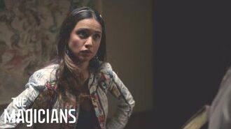 THE MAGICIANS Season 3, Episode 11 23 and Me SYFY