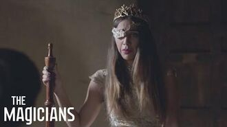 THE MAGICIANS Long Live King Margo! SYFY