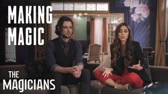 THE MAGICIANS Season 5 Episode 1 Making Magic SYFY