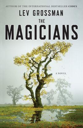 The Magicians, Lev Grossman