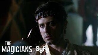 THE MAGICIANS Inside Season 2 Episode 2 Syfy