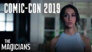 THE MAGICIANS Season 5 Exclusive San Diego Comic-Con 2019 SYFY
