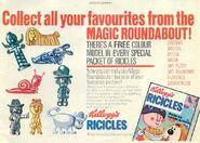 Magicroundaboutcerealadvert1970