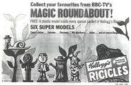 Magicroundaboutcerealadvert1968