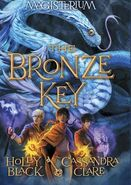 The Bronze Key cover