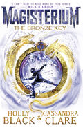 The Bronze Key cover, UK