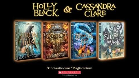 Magisterium Book Trailer
