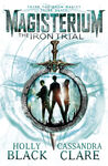 The Iron Trial cover, UK