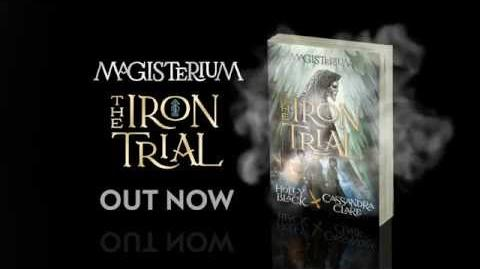 MAGISTERIUM THE IRON TRIAL Trailer by Holly Black and Cassandra Clare
