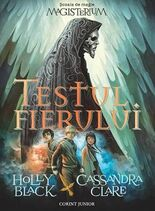 The Iron Trial cover, Romanian