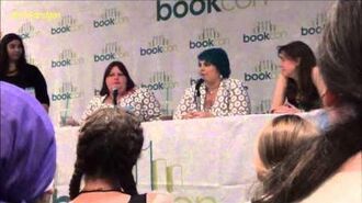 Cassandra Clare BookCon 2014 Panel Part 1