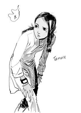 КД Тамара 01