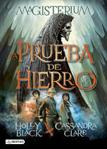 The Iron Trial cover, Spanish