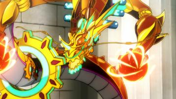 Metapulsar, Huang-long (Anime-NX-NC-2)