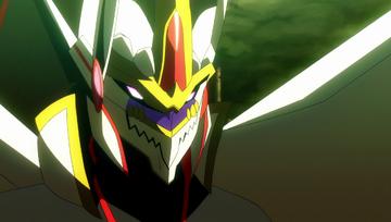 Star-vader, Chaos Breaker Dragon (Anime-NX-NC-5)