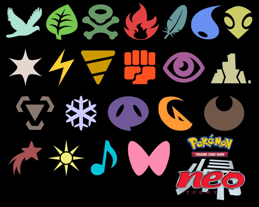 Image Pokemon Type Symbols By Ilkcmp D36m3kcg The Manny