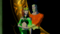 King Orin Queen Mera