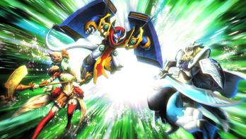 Chronojet-Altmile-Ahsha (Anime-NX-NC)
