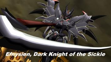 Dark Knight, Efnysien (Anime-CC-NC-10)