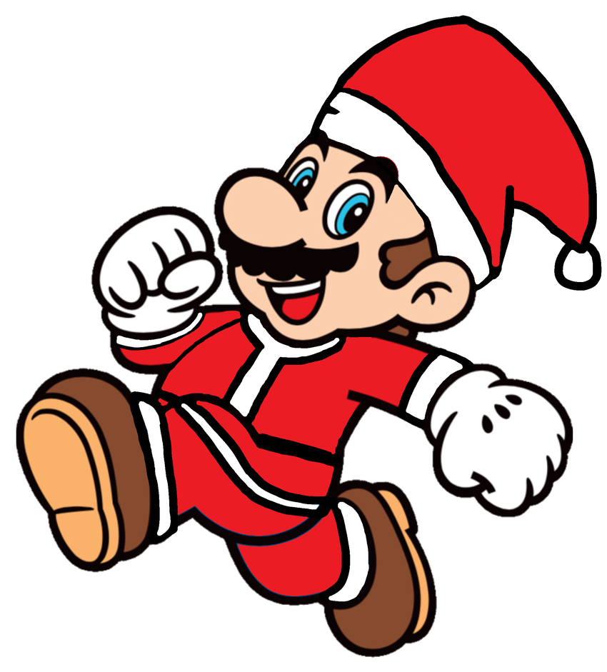 Christmas Mario Png.Christmas Party The Mario Fanon Wiki Fandom Powered By Wikia