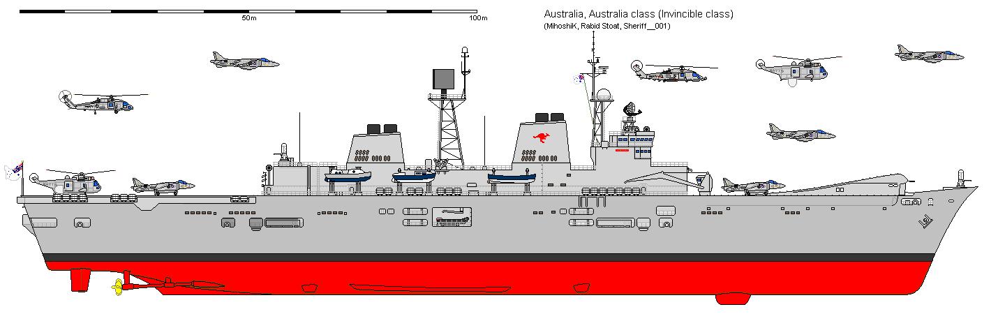 AUCVSInvincible AUSTRALIA