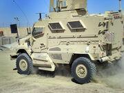 MaxxPro in Iraq