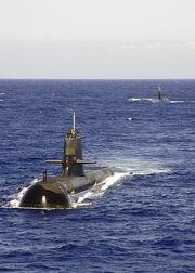 428px-HMAS Rankin and USS Key West