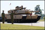 Darwin Salute M1A1