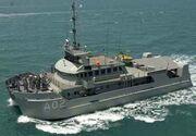 HMAS Mermaid