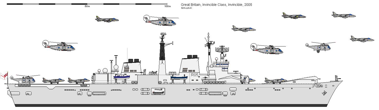GBCVSINVINCIBLE2005