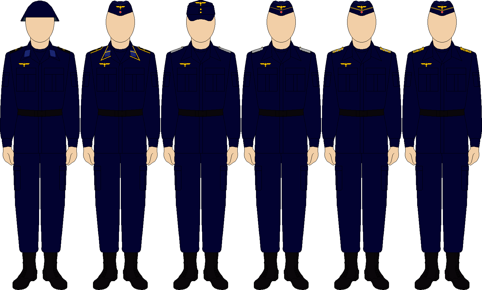 Kriegsmarine Working Uniform