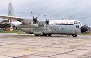 Lockheed C 130E Hercules 2 RAAF A97 172 Yeovilton 3 6 94.sized