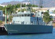 Vanuatu Police Boat