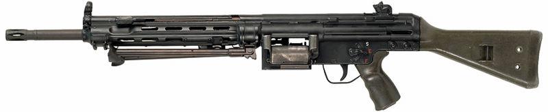 HK21MachineGun