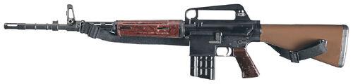 Armalite AR-10 Portuguese