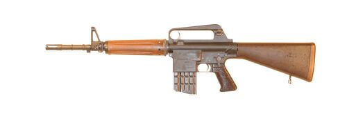 AR-10 Carbine left view