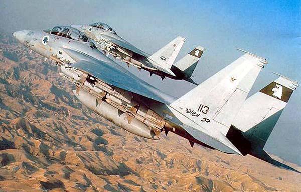 AIR F-15s IDF Baz Pair lg