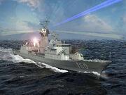ELEC CEA Radars Active on ANZAC Concept lg