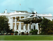 Marine One Whitehouse