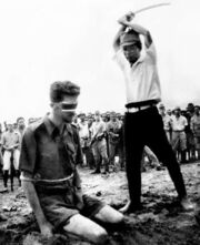 Amazing-incredible-dramatic-pitures-images-photos-ww2-second-world-war-two-austrialian-soldier-beheaded-by-japanese