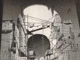 New York subway tunnels