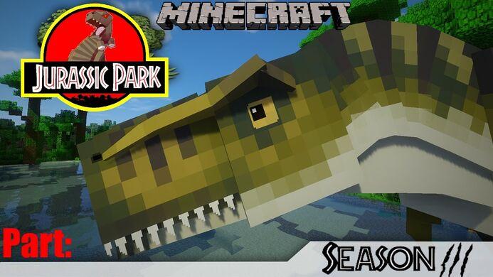 Adventures at Jurassic Park S3