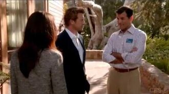 The Mentalist 6x18(Forest Green) promo
