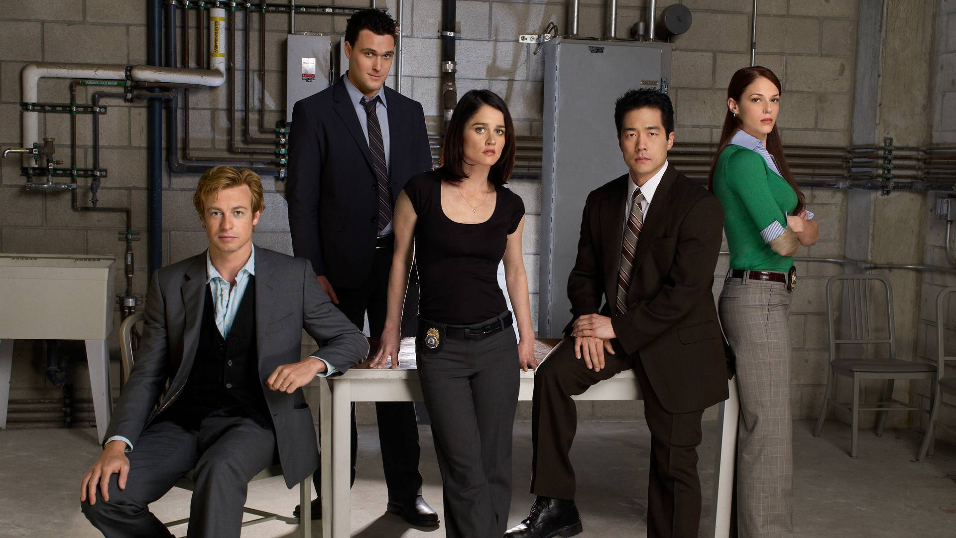 Lisbon's Team | The Mentalist Wiki | Fandom